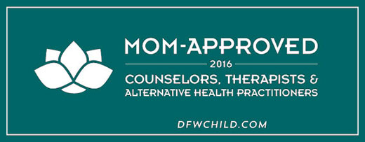 DFW Child's Mom Approved provider for 2016
